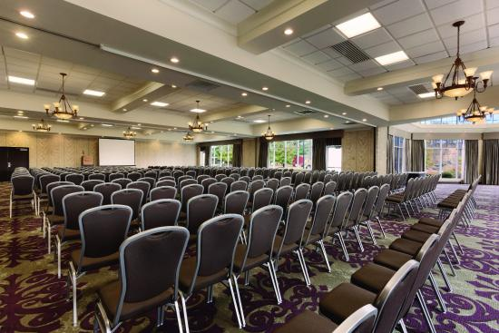 Hilton Garden Inn Auburn Riverwatch: Our Riverwatch Grand Ballroom