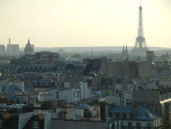 Paris, Frankrike: Centre Pompidou