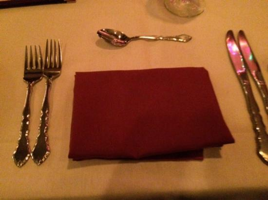 Table setting - Picture of Russian Tea Time, Chicago - TripAdvisor