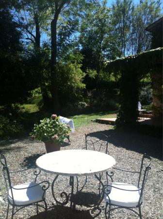 Villa Baciolo : Giardino
