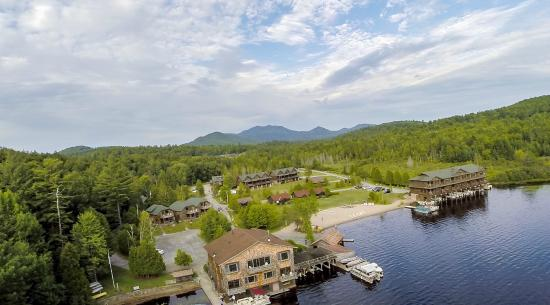 Photo of Ampersand Bay Resort & Boat Club Saranac Lake