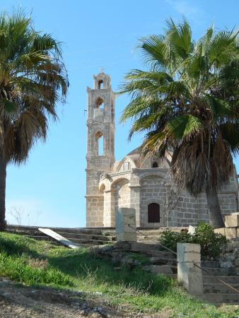 Дипкарпаз, Кипр: Храм