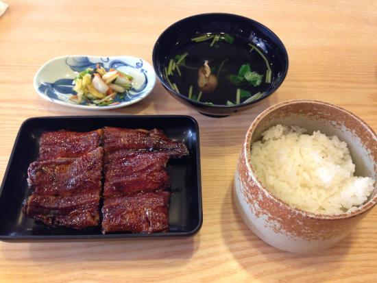 Yoshidaya Minokin: まずまずでした。