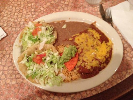 Los Barrios Mexican Restaurant: Special Dinner