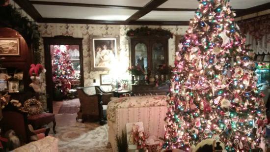 Rockmere Lodge: Lobby