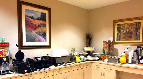 BEST WESTERN Palo Duro Canyon Inn & Suites: Breakfast