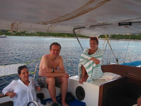 Compass Sailing: Fun for families