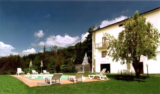 Selva di Santa Fiora, Itália: Esterno