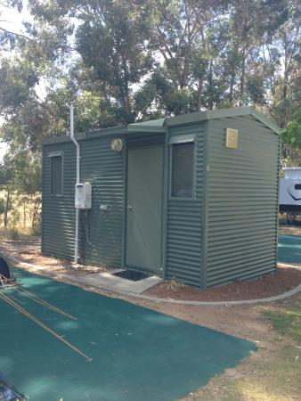 RAC Busselton Holiday Park: Private facilities
