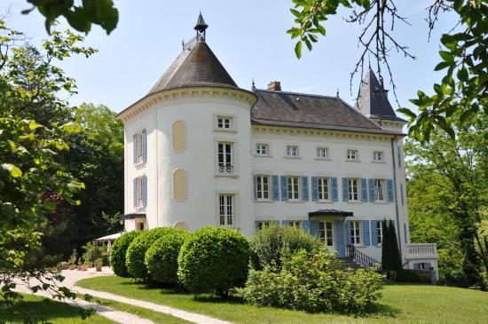 Domaine Du Cholet : Le chateau