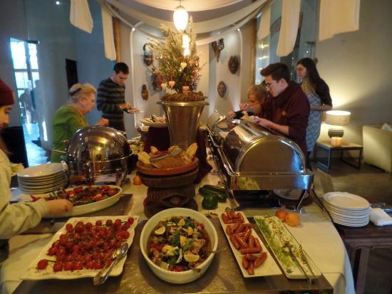 Sahara Café Lounge & Restaurant : Sahara Cafe Brunch