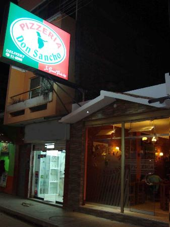 Pizzeria Don Sancho