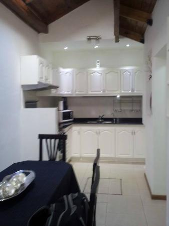 First Class Apartments Cordoba: Cocina