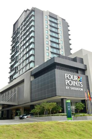 Hotel Building Picture Of Four Points By Sheraton Puchong