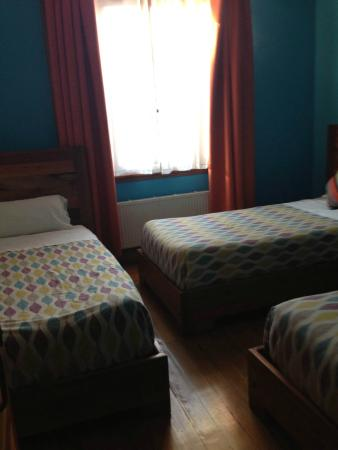 Puerta Escondida B&B: First floor room, sleeps 3