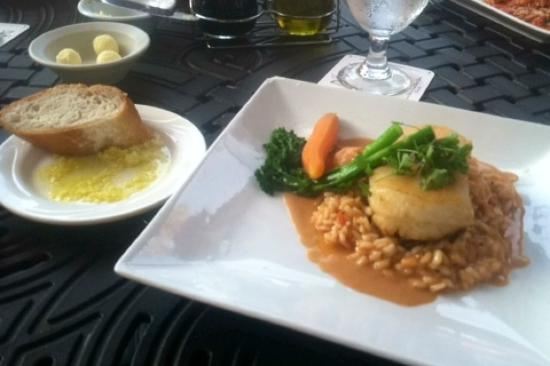 Davinci: Chilean sea bass special