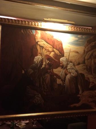 Royal Hotel Oran - MGallery Collection: L'un des multiple tableaux de Nacerdine Dinet collection de l'hôtel