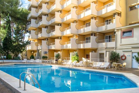 Calas Marina Hotel Benidorm Reviews