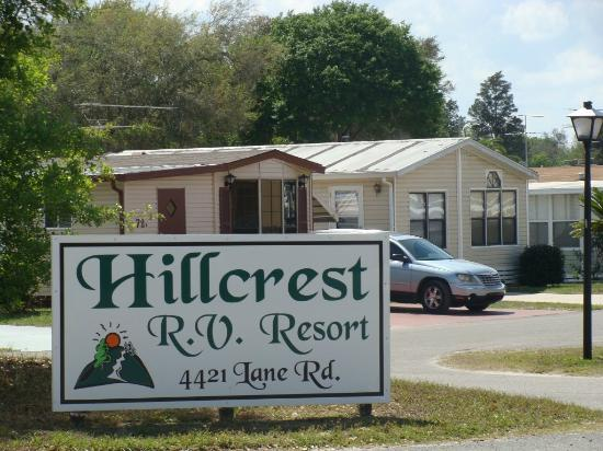 Hillcrest RV Resort