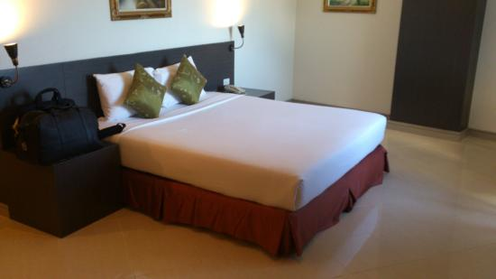 I Pavilion Phuket Hotel: Bedroom