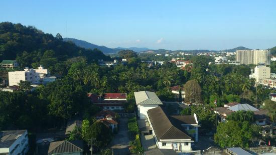 I Pavilion Phuket Hotel: View