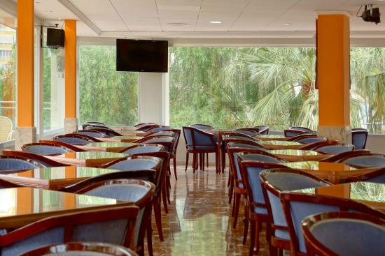 Blue Sea Calas Marina: Cafeteria