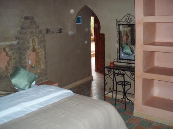 Dar Poublanc: Habitacion 1 con baño safsaf