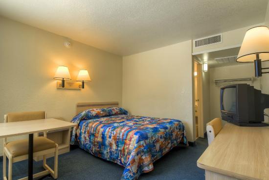 Motel 6 Blythe: Guest Room