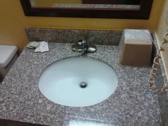 Econo Lodge Cartersville : Only soaps.