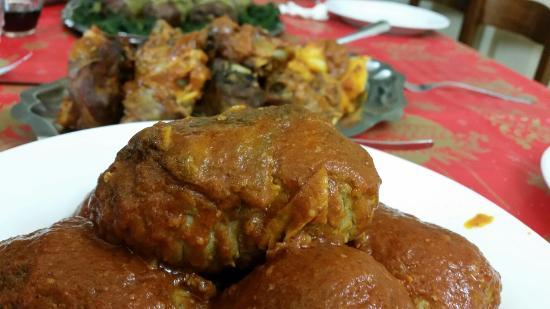Piatti tipici della cucina palermitana picture of al vecchio ristoro del corso palermo - Piatti tipici cucina greca ...