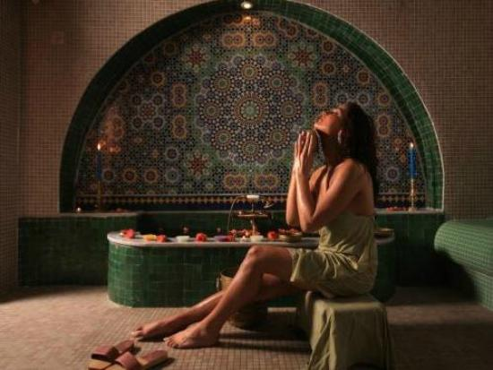 Saint-Raphael, Frankrike: notre hammam oriental