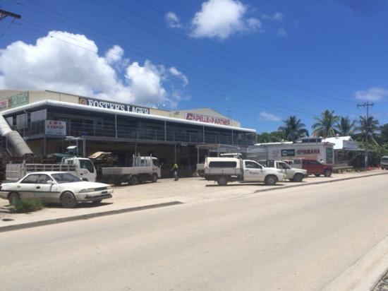 Nauru: Capelle & Partner Complex