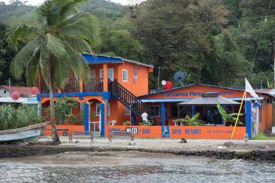 Panama Reef Divers Puerto Lindo Address Phone Number