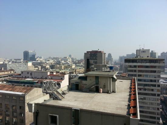 Apart Hotel Monjitas Center: Vista