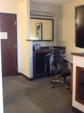 Hyatt Place Sacramento/Rancho Cordova : desk area