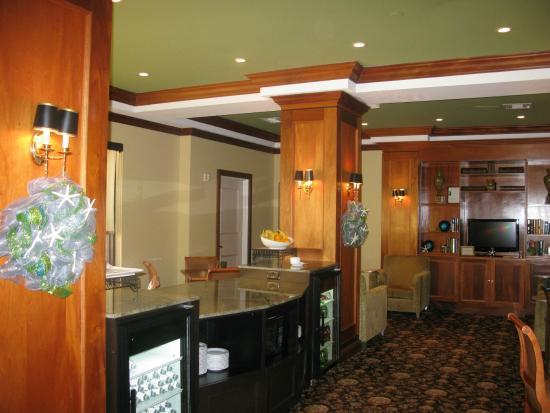 Delray Beach Marriott: Concierge Lounge