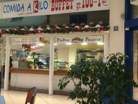 Comida A Kilo, San Benedetto del Tronto - Restaurant Bewertungen ...