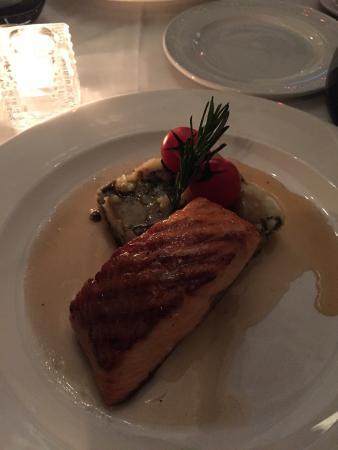 Serafina: Great salmon