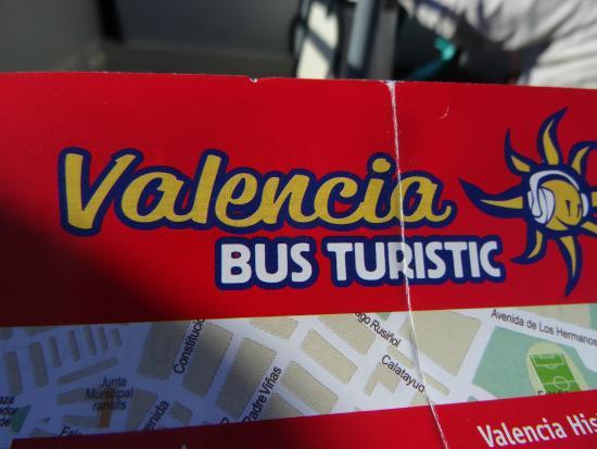 Valencia Bus Turistic: Hop On Hop Off