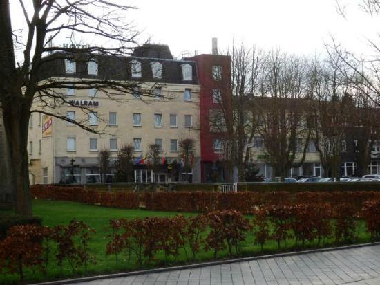 Hotel Walram Valkenburg Reviews
