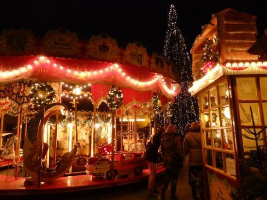 Hotel Walram : Christmas market within 200m of hotel