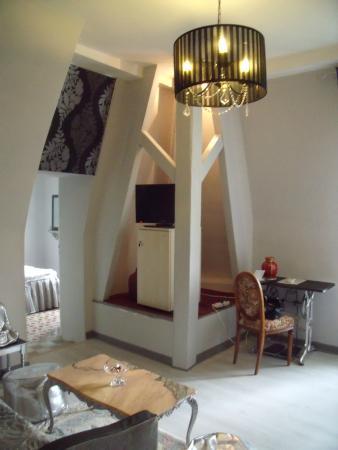 château le Martinet : chambre