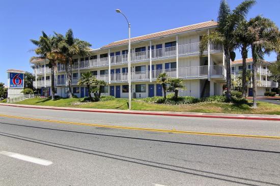 Exterior picture of motel 6 santa barbara carpinteria - Carpinteria exterior ...