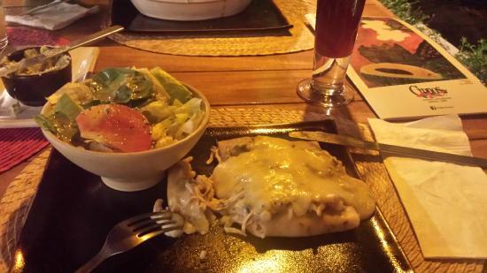 Cronos Crepas Restaurante
