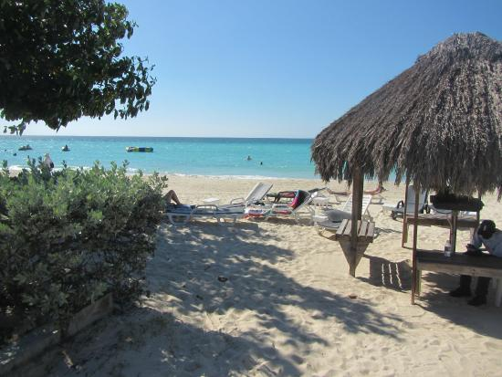 Crystal Waters Villas: This is where Crystal Waters got its name