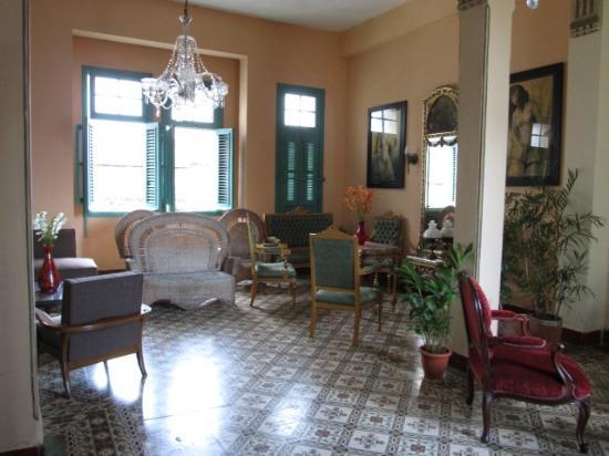 Casa Emilio: Lounge