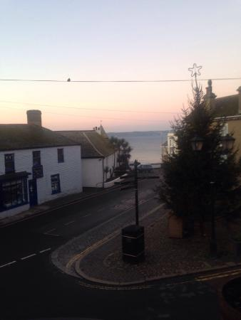 Marazion Hotel: View from room