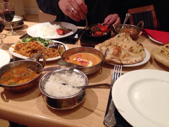 Curry Palace : Delicious!