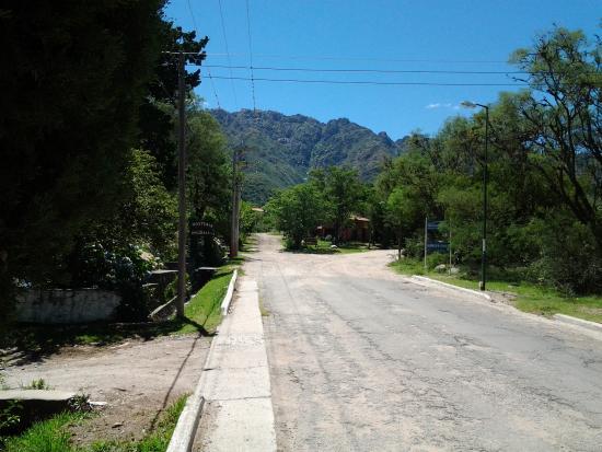 Posada del Sol: view