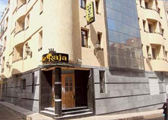 Le Raja Hotel: EXTERN